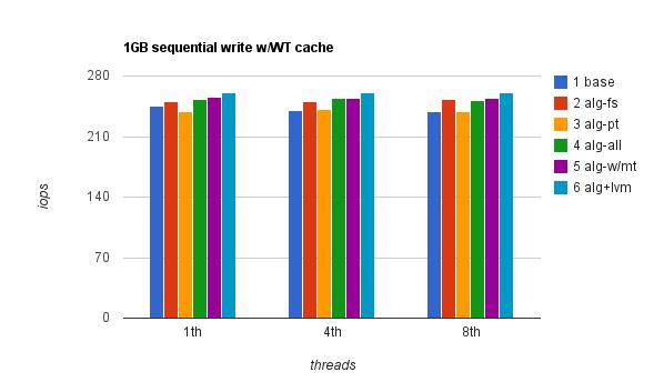 1GB seqwr WT cache