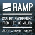 Peter Boros will present on MySQL deployments at the RAMP conference July 11-12 in Budapest, Hungary.