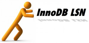 How to move the InnoDB log sequence number (LSN) forward