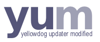 YUM (Yellowdog Updater Modified) is a free package management software for Linux Yellowdog.