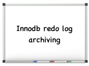 Innodb redo log archiving