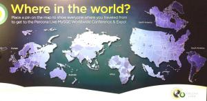 PLMCE14 Attendee Map