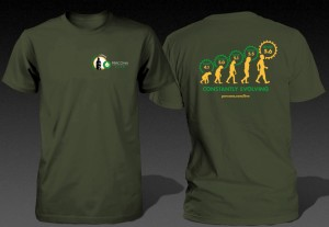 The official Percona Live London 2014 t-shirt!