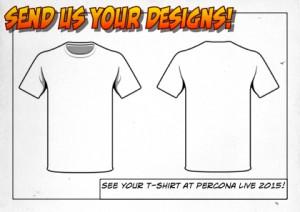 MySQL community t-shirt contest for Percona Live 2105
