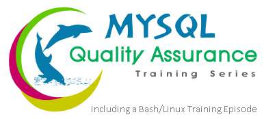 Free MySQL QA & Bash/Linux Training Series from Percona