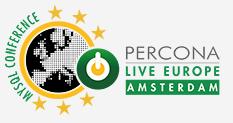 Percona Live Europe 2015