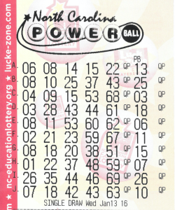 percona powerball