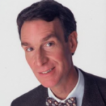 Bill Nye the Science Guy at Percona Live