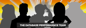 database performance team