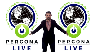 Percona Live featured talk