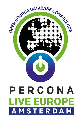 Percona Live Europe 2016 Schedule