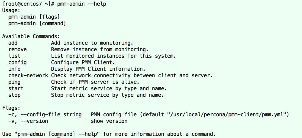 pmm-admin-help