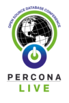 Percona Live Featured Tutorial