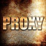 ProxySQL Admin