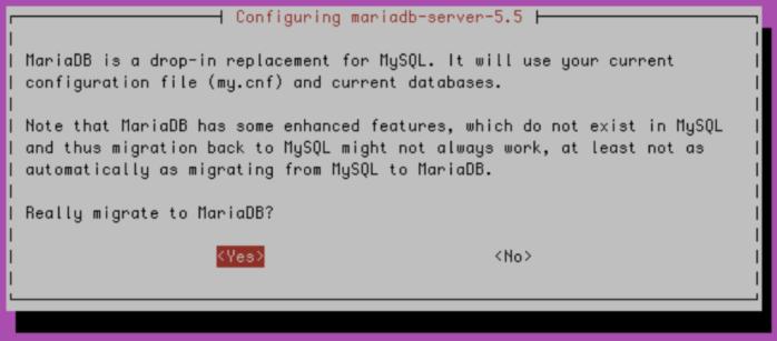 MySQL vs. MariaDB