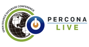 Percona Live 2018 Featured Talk