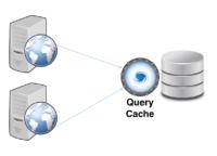 ProxySQL query cache
