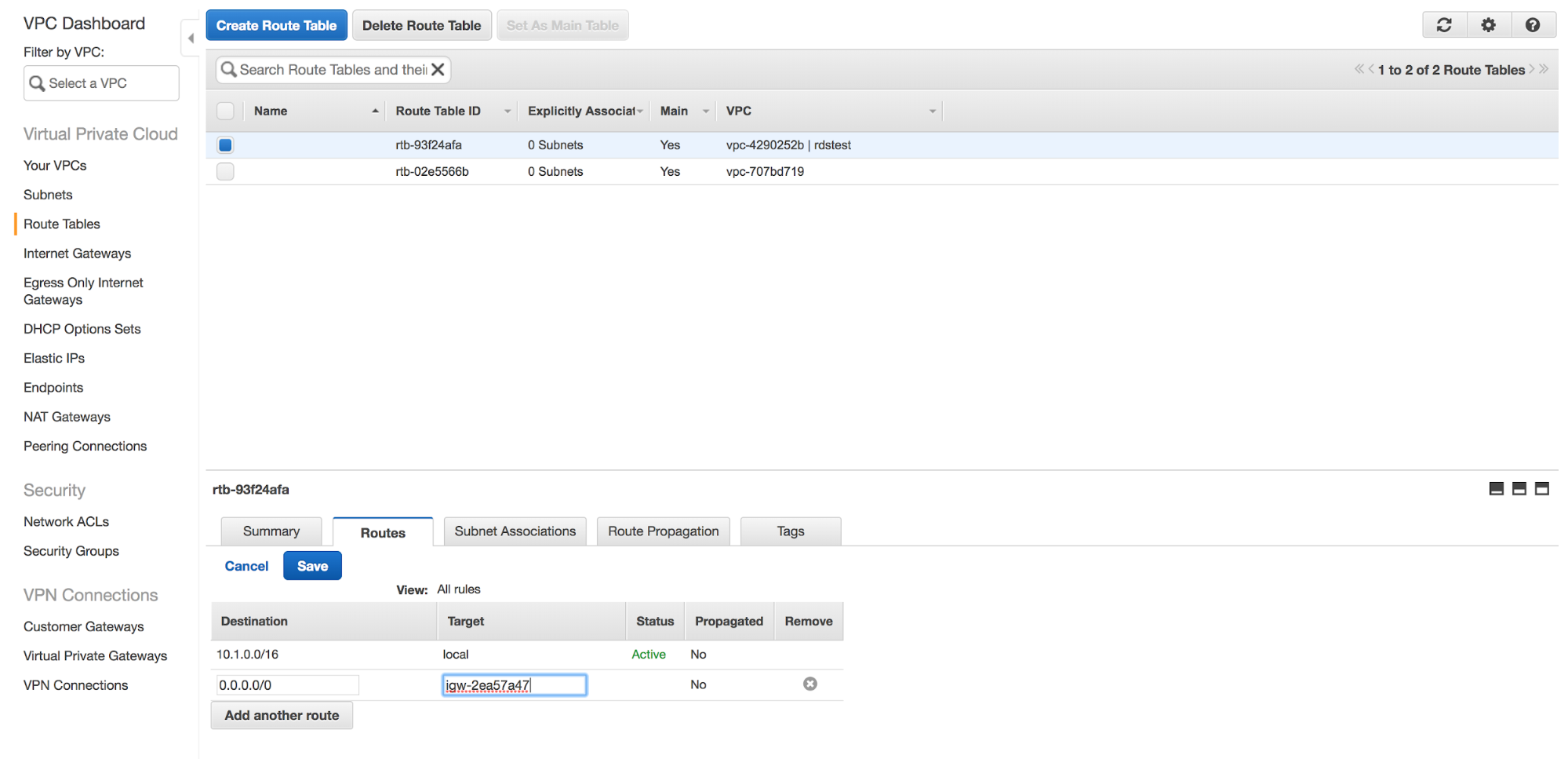 How to Enable Amazon RDS Remote Access - Percona Database