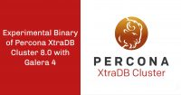 Experimental Binary XtraDB 8.0
