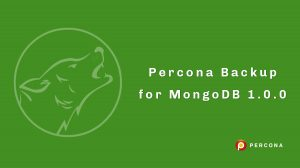 Percona Backup for MongoDB