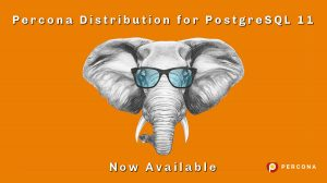 Percona Distribution for PostgreSQL