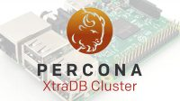 Percona XtraDB Cluster on Raspberry PI 3