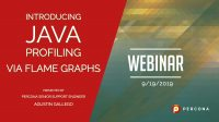 Webinar Introducing Java Profiling via Flame Graphs