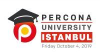 Percona University Istanbul 2019