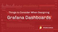 Designing Grafana Dashboards