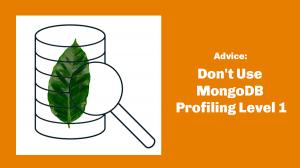 MongoDB Profiling