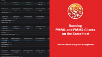 Running PMM1 and PMM2 Clients