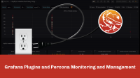 grafana percona monitoring and management