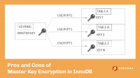 master key encryption innodb