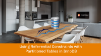 partioned tables innodb