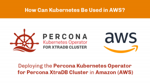 Percona Kubernetes Operator for Percona XtraDB Cluster in AWS