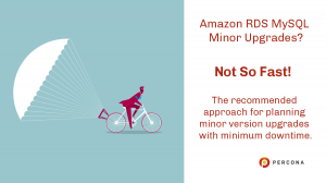 aws rds mysql minor upgrades
