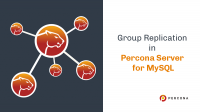 group replication percona server mysql