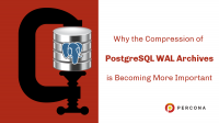 Compression of PostgreSQL WAL Archives