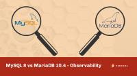 mysql mariadb observability