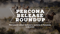 Percona Software Updates