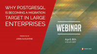 PostgreSQL is Becoming a Migration Target