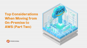 moving from on-premise to AWS 2