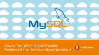 which cloud provider performs MySQL
