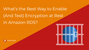 Encryption at Rest in Amazon RDS