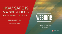 How Safe is Asynchronous Master-Master Setup?