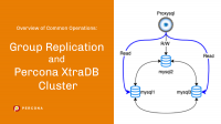 group replication percona xtradb cluster