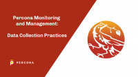 percona monitoring management data collection