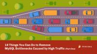 remove MySQL traffic bottlenecks