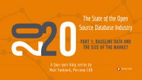 state of open source part one