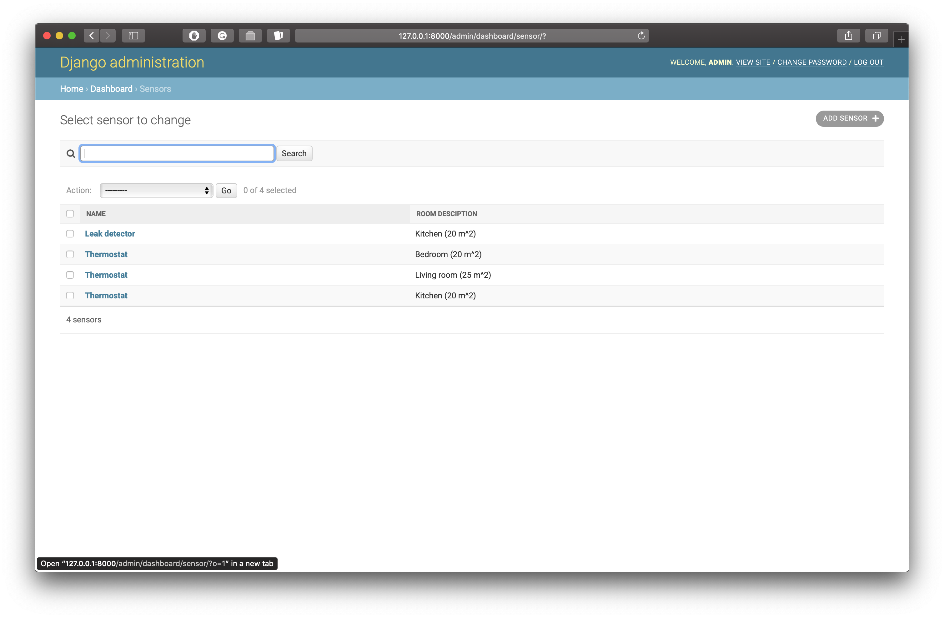 Django ORM Queries with Percona Monitoring and Management